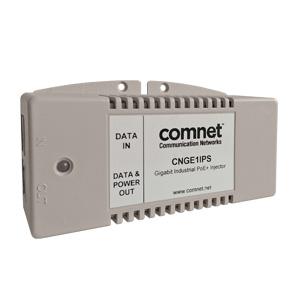 ComNet CNGE1IPS: Power over Ethernet (PoE+) Midspan Injection Module
