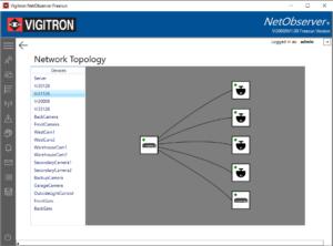 Vi30000 V1 NetObserver Network Health Monitoring Software